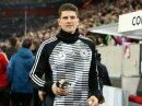 Denkt noch nicht an die Zukunft im DFB-Team: Mario Gomez