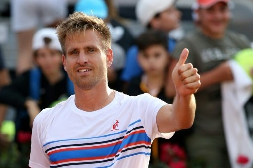 Peter Gojowczyk steht in der zweiten Runde