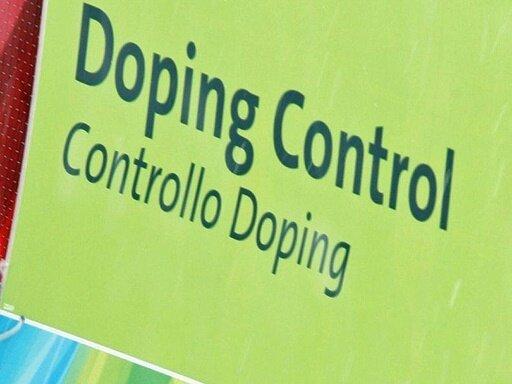 Italien steht an der Spitze der Dopingliste