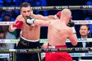 Mikaelian (l.) startet in der World Boxing Super Series