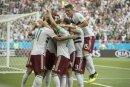 Mexiko feiert den zweiten Sieg im zweiten Spiel