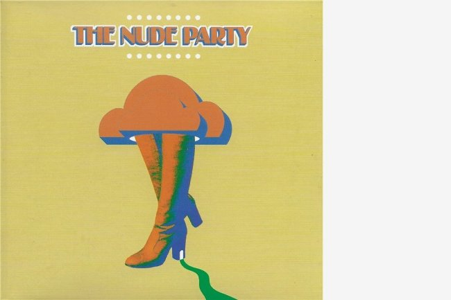 """The Nude Party: """"The Nude Party"""""""