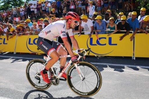 Degenkolb stieg im August vorzeitig aus der Vuelta aus