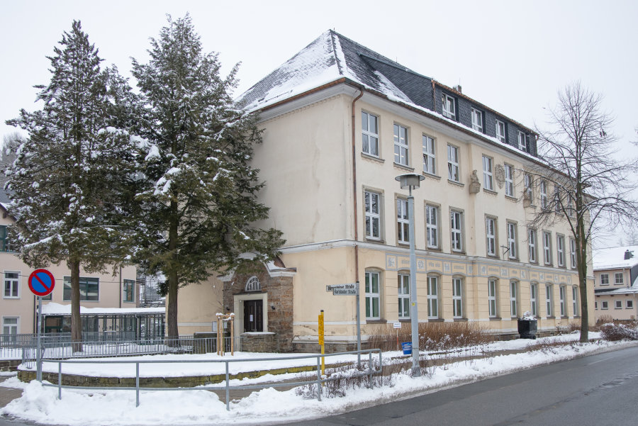 die Gemeinde Sehmatal für die geplante Sanierung des Mehrzweckgebäudes der Oberschule im Ortsteil Sehma finanzielle Unterstützung.