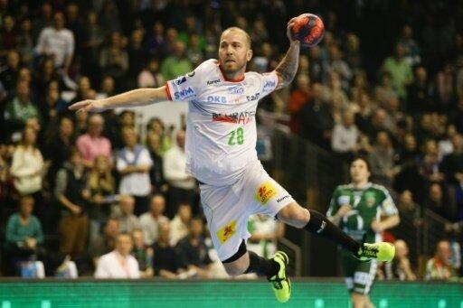 Robert Weber verlässt den SC Magdeburg im Sommer 2019