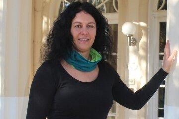 Nadja Hiller, Leiterin des Familienzentrums Annaberg.