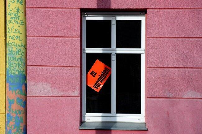 Trotz niedriger Mieten: Immer mehr Wohnungen stehen leer