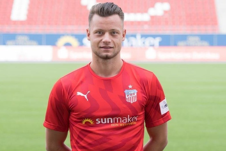 In der abgelaufenen Drittliga-Saison bestritt Janik Mäder neun Spiele für den FSV Zwickau.