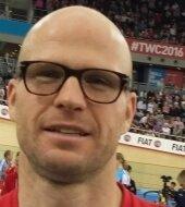 Jan van Eijden - Radsporttrainer in Großbritannien