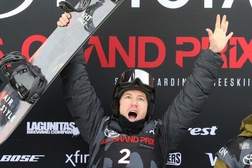 Shaun White triumphiert beim Halfpipe-Weltcup in Aspen