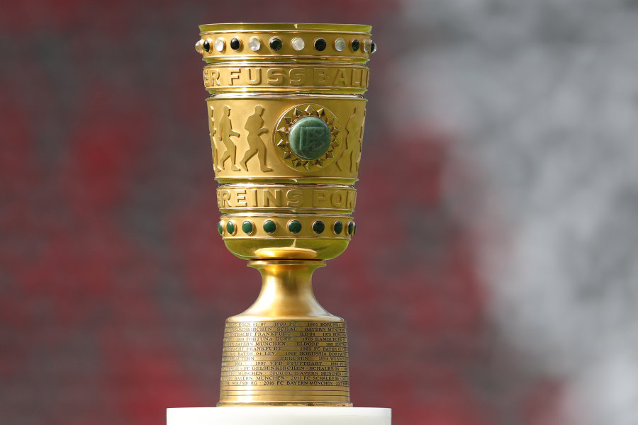 DFB-Pokal: Chemnitzer FC empängt Hamburger SV in Runde 1