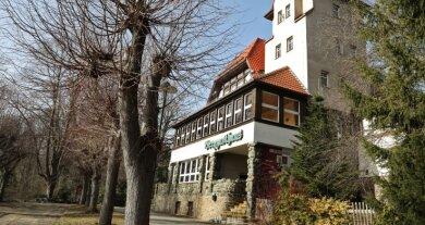 Das Berggasthaus gehört nun wieder der Stadt.