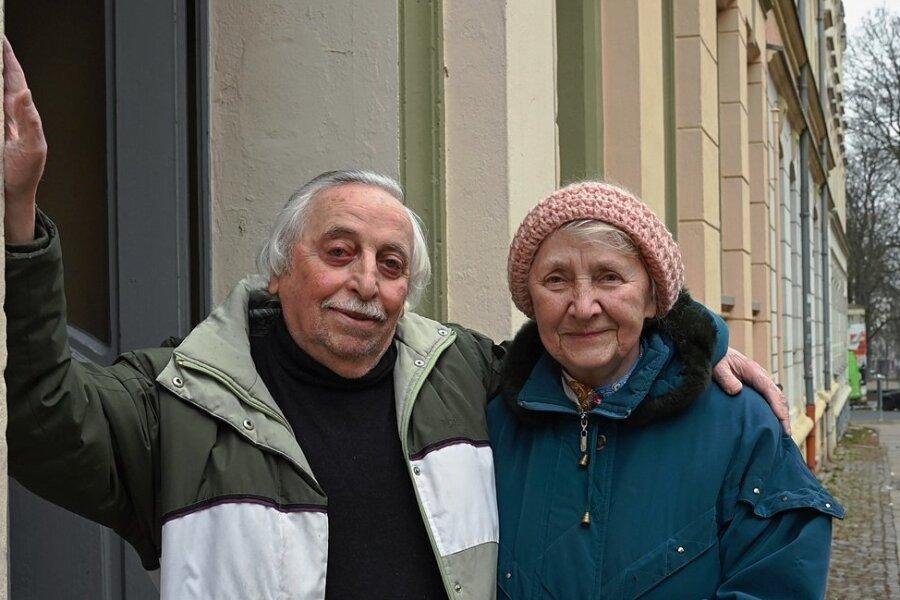 Beinahe hätte das Ehepaar Verbitskiy mit 83 Jahren aus seiner Wohnung auf dem Sonnenberg ausziehen müssen.