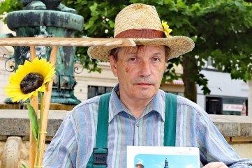 Gärtner Helge Klemm.
