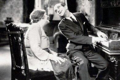 """Der US-Film """"The Jazz Singer"""" von 1927 war der erste Tonfilm mit kommerziellem Erfolg."""