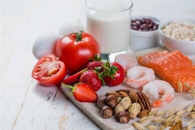 Erdbeeren, Nüsse und Fisch gehören zu den häufigsten Allergieauslösern.