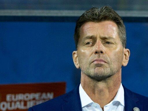 Skibbe war seit Oktober 2015 Trainer Griechenlands
