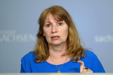 Petra Köpping (SPD), Sächsische Sozialministerin