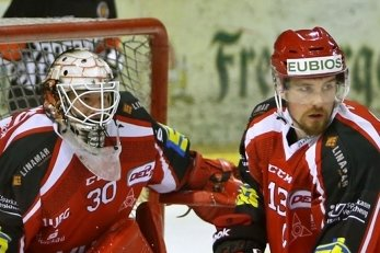 Starke Leistung: Sebastian Albrecht und Andre Schietzold.