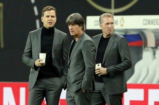 Beim DFB herrscht nach dem Nations-League-Abstieg Frust