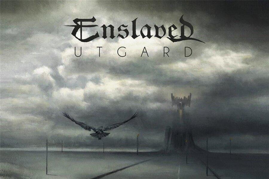 "Platz 11: Enslaved - ""Utgard"""
