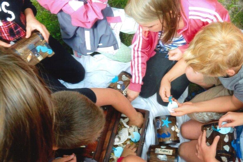 Ein wichtiger Bestandteil der Arbeit des Elternvereines gehört auch der Betreuung der Geschwisterkinder. Sie konnten im vorigen Jahr unter anderem beim großen Sommercamp unbeschwerte Stunden erleben.