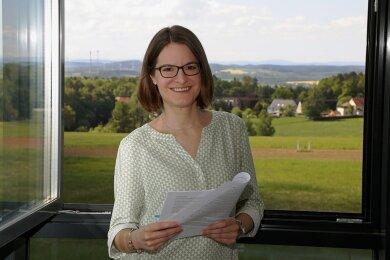 Statt Alpen heißt es für Marisa Tester nun Vorerzgebirge. Beim Solarmodulhersteller Meyer-Burger ist sie in Hohenstein-Ernstthal im Datenschutz beschäftigt. Es ist eine langfristige Entscheidung.