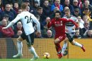 Liverpool gewinnt gegen Fulham mit 2:0