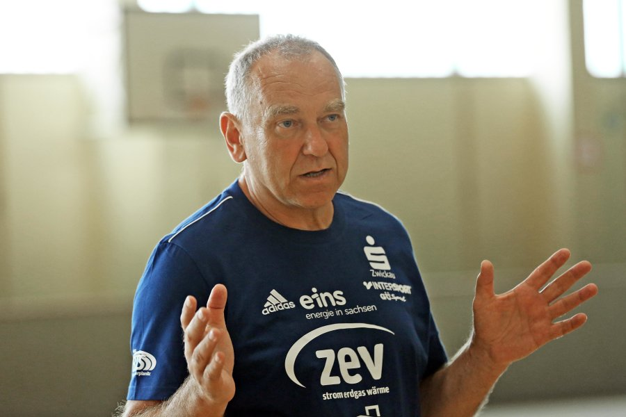 Neuer BSV-Trainer tritt sein Amt an