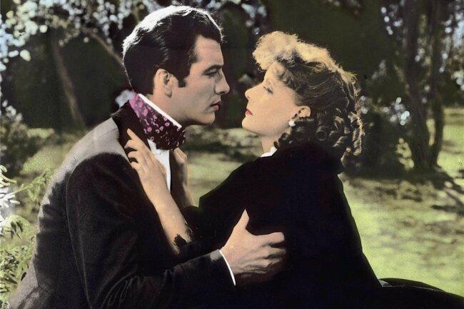 """Früher Blockbuster: Die Verfilmung der """"Kameliendame"""" 1937 mit Greta Garbo und Robert Taylor bescherte George Cukor einen Kinoerfolg."""