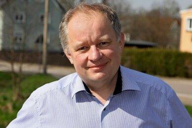 St. Egidiens Bürgermeister Uwe Redlich ist seit anderthalb Wochen wieder aus der Quarantäne heraus. Sein Genesungszustand betrage aktuell aber erst 60 bis 65 Prozent, wie er sagt.