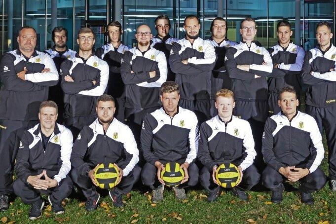 Platz 6 in der 2. Liga für die Wasserballer des SV Zwickau 04.