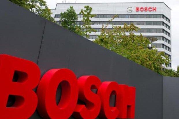 Bosch-Zentrale in Gerlingen.
