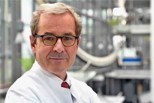 Andreas Stallmach - Infektiologe und Internist