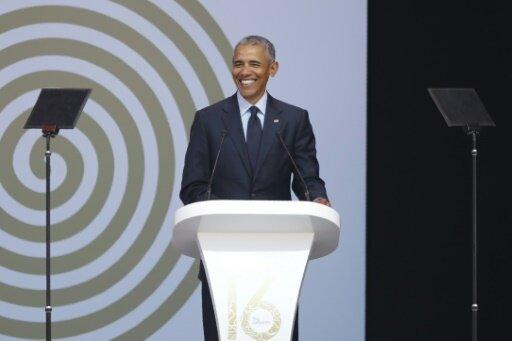 Obama sieht Frankreichs Weltmeister als gutes Vorbild