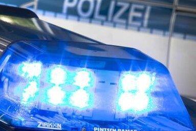 Drei Männer sind der Polizei am Donnerstagnachmittag in Annaberg-Buchholz ins Netz gegangen, nachdem sie eine Ladung Lebensmittel gestohlen hatten.