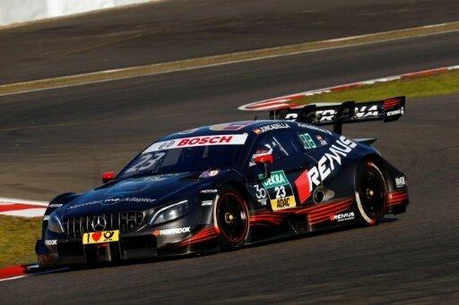 Startet von der Pole Position: Daniel Juncadella