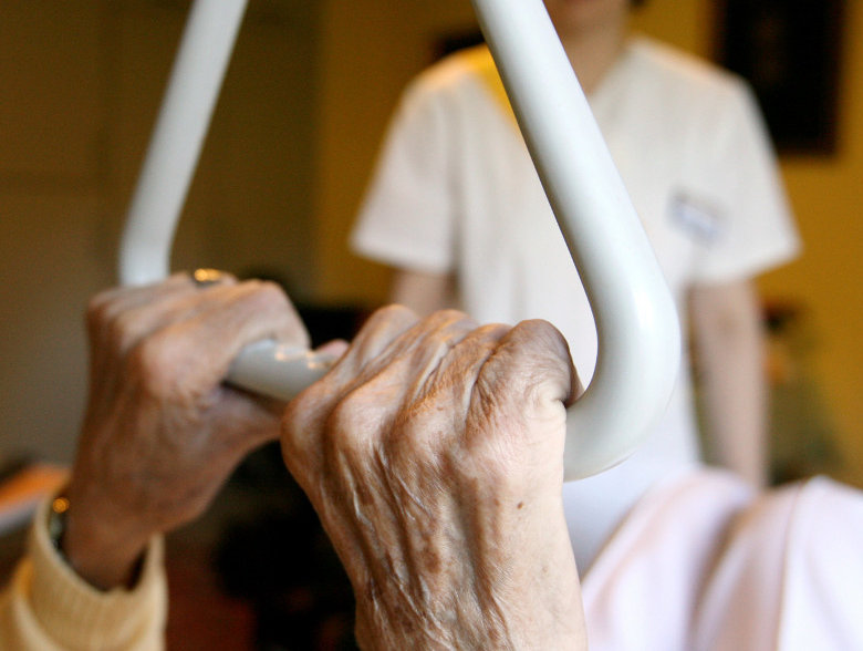So multikulturell ist die Altenpflege