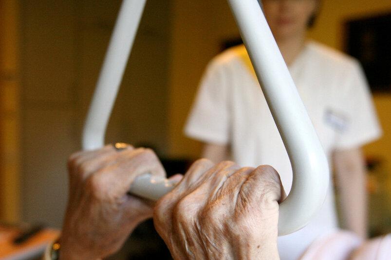 Sachsen hat die wenigsten Betten für Reha-Patienten über 70