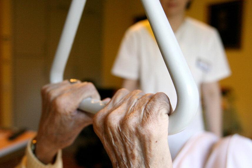 Frankenberg: Pflegedienstmitarbeiter gehen freiwillig in Quarantäne