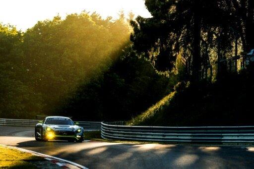 Buhk und Dontje gewinnen das Rennen am Nürburgring