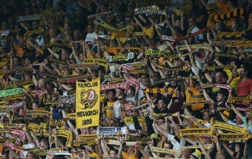 Dresdens Fans sind im DFB-Pokal auffällig geworden