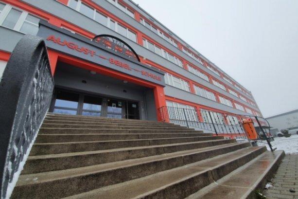 Schulbrand in Zschopau erweist sich als Fehlalarm