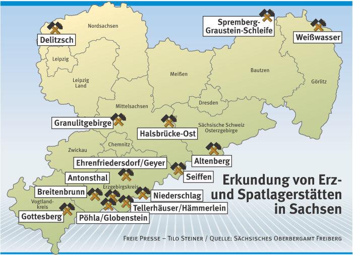 Deutsche Rohstoff AG glaubt ans Erzgebirge