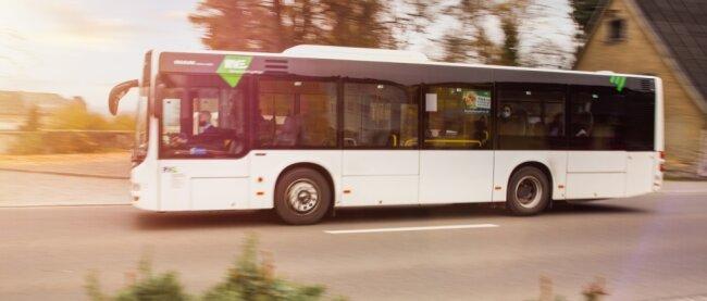 Mit Beginn des neuen Fahrplans im Dezember soll es noch vier der aktuell sechs Plusbuslinien geben.