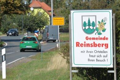 Neun Ortsteile, aber nur reichlich 2800 Einwohner: Der Gemeindeverwaltung von Reinsberg bereitet die geringeBevölkerungszahl angesichts wachsender Aufgaben zunehmend Probleme.