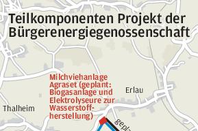 Energieprojekt: Infos wieder via Internet