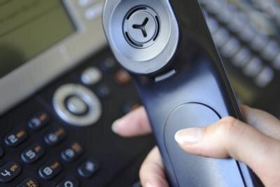 Flöhaer Haushalte wieder per Telefon erreichbar
