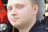 Christian Pletz - Ortswehrleiter der Feuerwehr Vielau