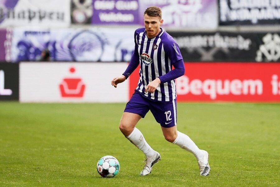 Gegen den Ex-Trainer und den Ex-Club: In Braunschweig will Steve Breitkreuz mit dem FC Erzgebirge den Klassenerhalt eintüten.